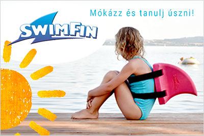 SwimFin cápauszony
